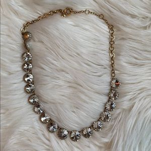 JCrew Factory statement necklace - gold chain
